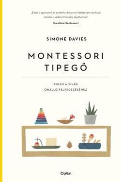 Montessori tipegő